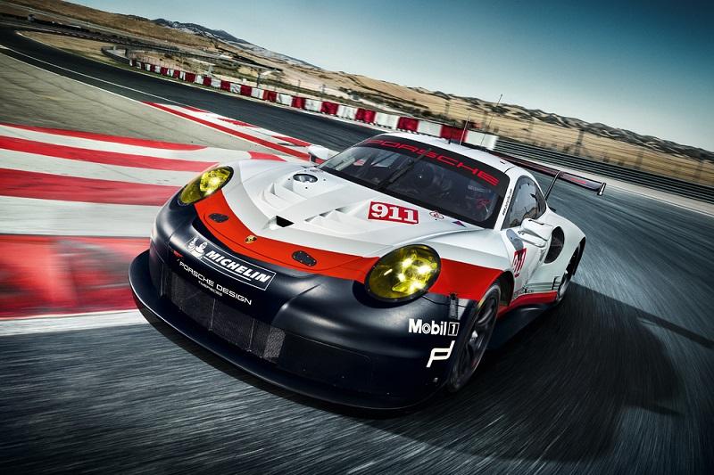 Porsche 911 LMS