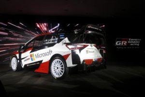 Nowa Toyota Yaris WRC