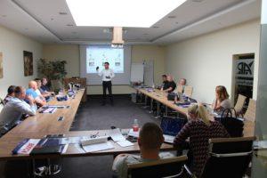 Szkolenia dla warsztatów MaXserwis w siedzibie Auto Partner