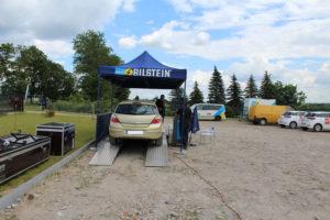 Wspólna akcja serwisowa Bilstein i MaXserwis - na badaniu Opel Astra