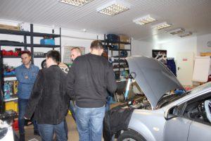 diagnostyka silnika - cykliczne szkolenia MaXserwis