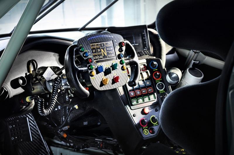 Nowe Porsche 911 RSR Le Mans