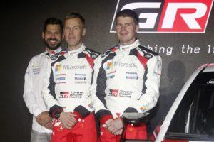 Toyota Yaris WRC zadebiutuje w Mistrzostwach Świata