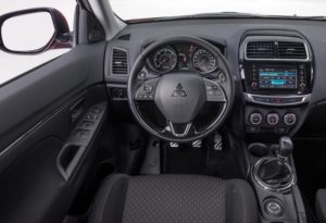 Nowe Mitsubishi ASX