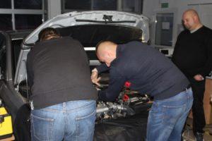 diagnostyka silnika-szkolenie praktyczne