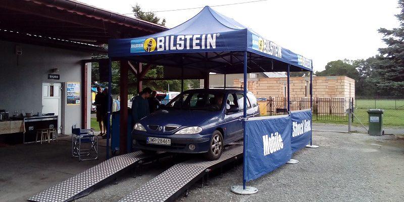 Bezpłatna diagnoza samochodów od Bilstein i MaXserwis