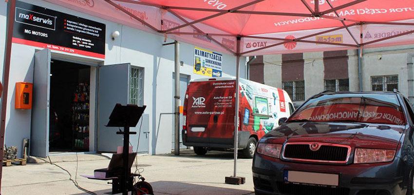 Auto Partner i MaXserwis w Wolowie