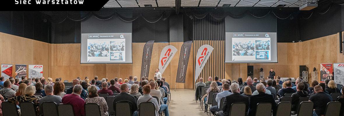 konferencja dla sieci warsztatów maxserwis