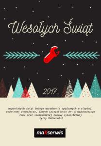 Karta świąteczna