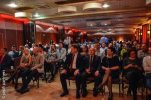 konferencja na ogólnopolskim spotkaniu właścicieli warsztatów sieci MaXserwis