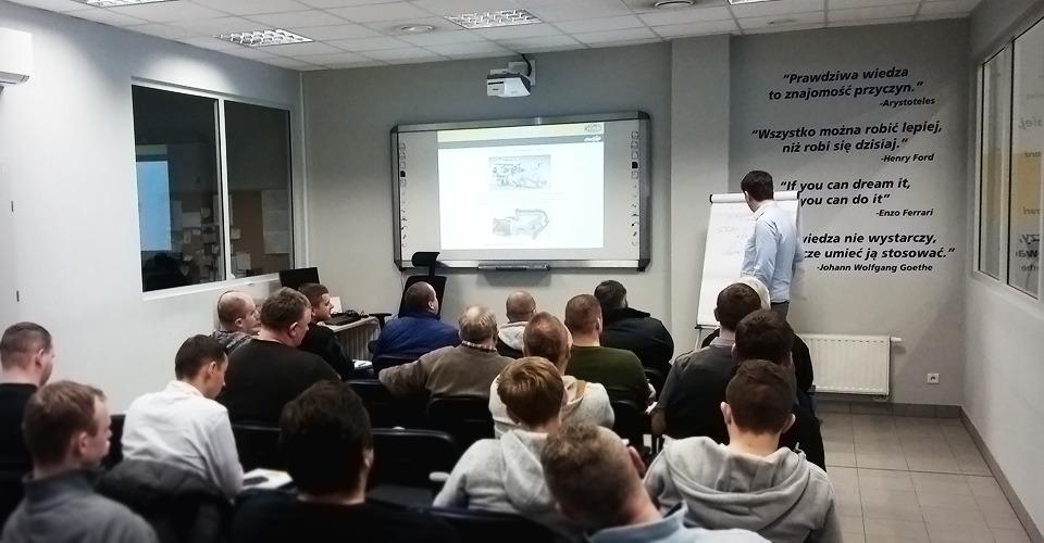 Szkolenie MaXserwis technologia hybrydowa